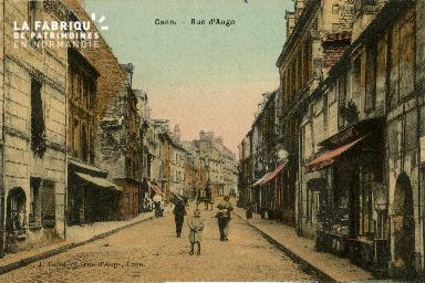 cl 02 153 Caen - Rue d'Auge