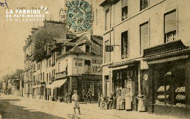 cl 02 155 Caen - Rue d'Auge