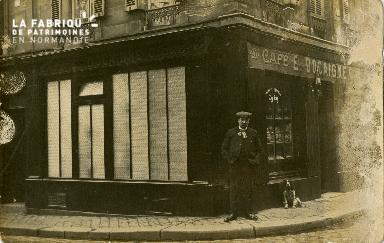 cl 02 156 Caen - Rue d'Auge