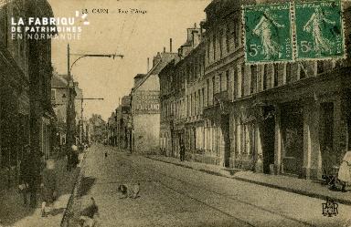 cl 02 157 Caen - Rue d'Auge
