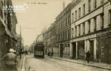 cl 02 159 Caen - Rue d'Auge