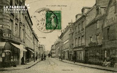 cl 02 160 Caen - Rue d'Auge