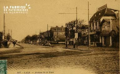 cl 02 179 Caen - Avenue de la Gare