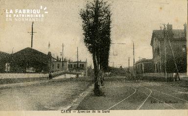 cl 02 181 Caen - Avenue de la Gare