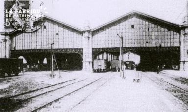 cl 02 191 Caen - La gare de l'Ouest