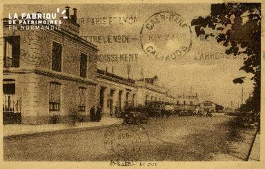 cl 02 202 Caen- La gare