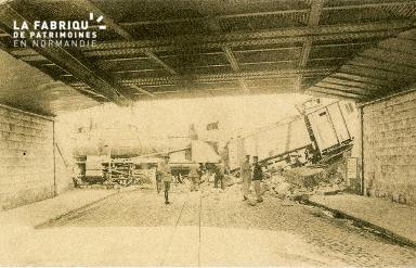 cl 02 203 Caen La gare
