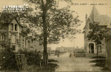 cl 02 216 Caen Avenue Albert 1er