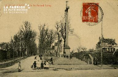 cl 02 217 Caen - boulevard Leroy