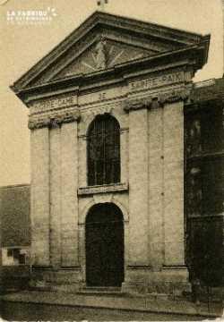 cl 02 220 Caen- Chapelle des pères Franciscains 138, rue d'Auge