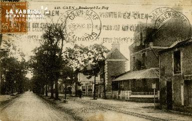 cl 02 221  Caen - Boulevard Leroy