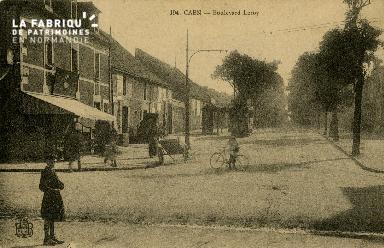 cl 02 222 Caen - Boulevard Leroy