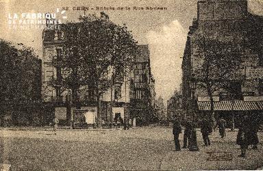 cl 03 002 Caen - Entrée de la rue St-Jean
