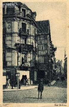 cl 03 005 Caen rue St-Jean