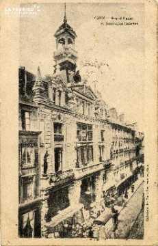 cl 03 042 Caen grand bazar et nouvelle Galeries