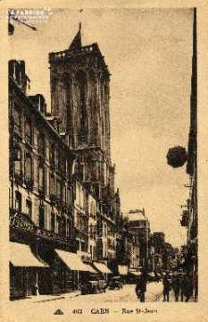 cl 03 046 Caen - La rue St-Jean