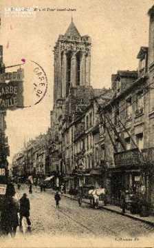 cl 03 047 Rue et tour St-Jean