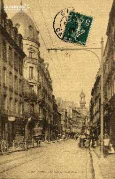 cl 03 052 Caen - La rue St-Jean