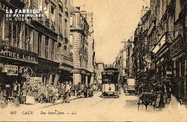 cl 03 059 Caen- rue St-Jean