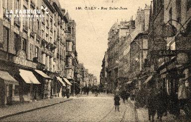 cl 03 073 Caen rue St-Jean