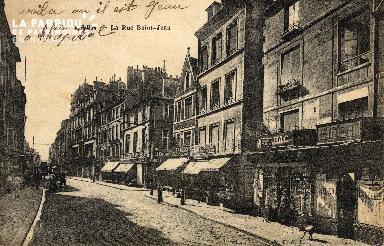 cl 03 089 Caen - La rue St-Jean