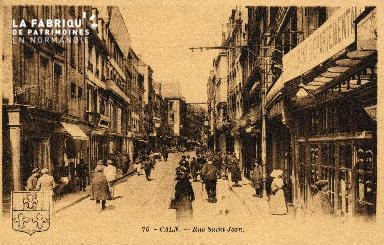 cl 03 094 Caen - La rue St-Jean