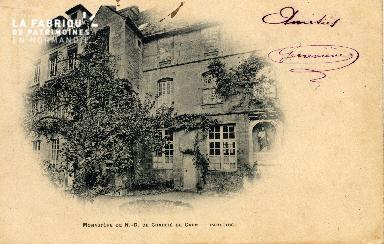 cl 03 102 Caen, Monastère de la Charité- parloirs