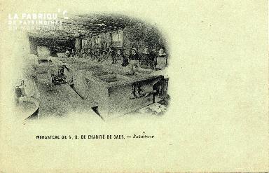 cl 03 113 Caen- Monastère de Notre-Dame de Charité