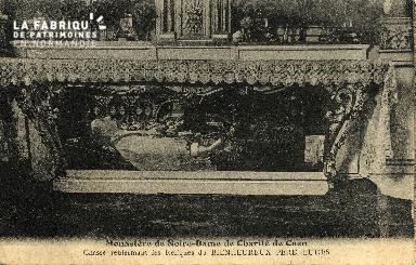 cl 03 121 Caen- Monastère de Notre-Dame de Charité