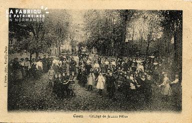 cl 03 135 Caen- Collège de Jeune Filles