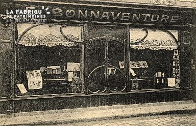 cl 03 139 Caen Magasin BONNAVENTURE