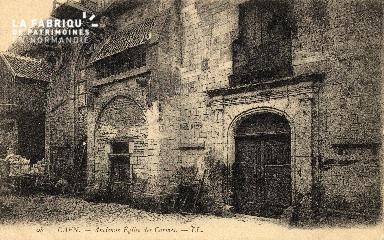 cl 03 148 Caen - ancienne église des Carmes