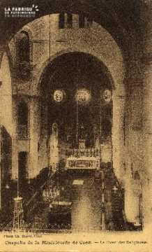 cl 03 149 Caen - Chapelle de la miséricorde