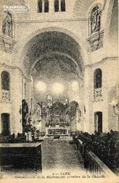 cl 03 151 Caen - chapelle de la miséricorde