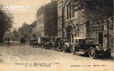 cl 03 155 Caen- clinique de la Miséricorde