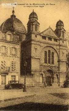 cl 03 157 Caen- communauté de la miséricorde