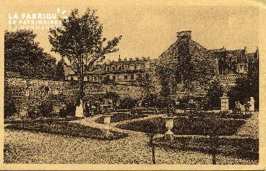 cl 03 158 Caen- couvent des soeurs de la miséricorde