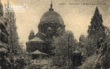 cl 03 160 Caen - Notre dame de la miséricorde- la chapelle