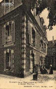 cl 03 165 Caen - clinique de la miséricorde