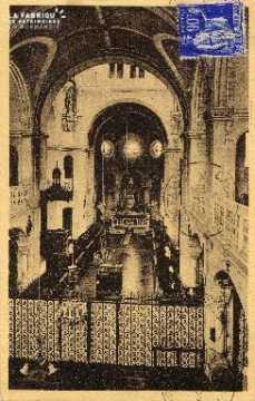 cl 03 170 Caen chapelle des soeurs de la miséricorde