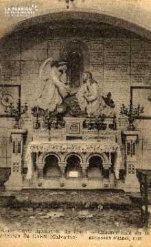cl 03 171 Caen La communauté de la miséricorde (Autel du coeur de jésu