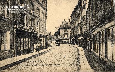 cl 03 179 Caen rue des Jacobins