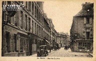 cl 03 180 Caen rue des Jacobins