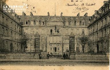 cl 03 183 Caen- la gendarmerie