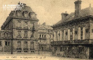 cl 03 186 Caen- la gendarmerie