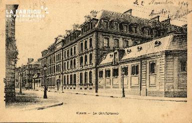 cl 03 187 Caen- la gendarmerie