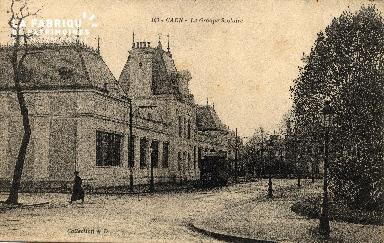 cl 03 191 Caen - groupe scolaire