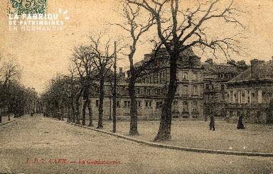 cl 03 193 Caen - la gendarmerie