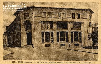cl 03 199 Caen-La poste