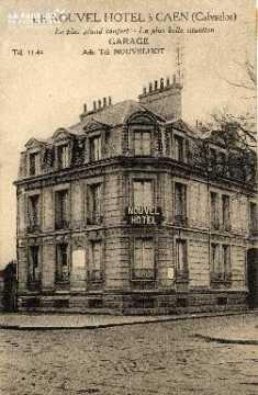 cl 03 202 Caen - Le nouvel Hôtel
